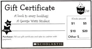 Scholastic $5 free book pick coupon code